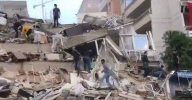 Σεισμός: Τουλάχιστον 4 νεκροί στην Σμύρνη!
