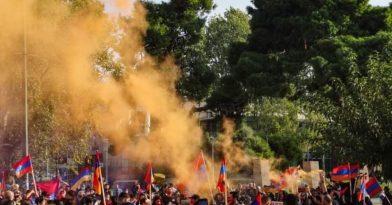 Διαμαρτυρία Αρμενίων στη Θεσσαλονίκη (pics)