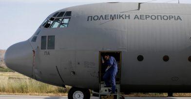Σεισμός στη Σάμο: Στην Αθηνα με C-130 14χρονος