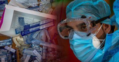 Θωμαΐδης: «Yπόστρωμα για μεταλλάξεις οι μη εμβολιασμένοι»