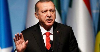 Επιμένει στις προκλήσεις ο Ερντογάν