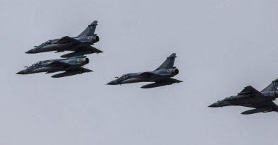 Ρίγη συγκίνησης από το μήνυμα πιλότου F-16 (vid)