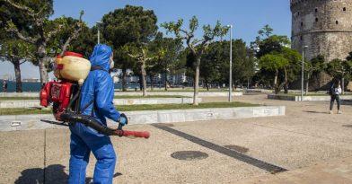 Κορονοϊός: Αύξηση 500% στα λύματα της Θεσσαλονίκης