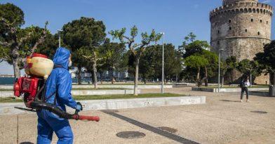 Κορονοϊός: Τα κρούσματα στη Θεσσαλονίκη