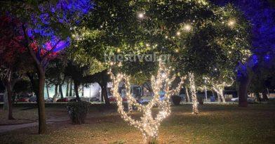 Δ. Θεσσαλονίκης: Στολισμός και στα νοσοκομεία ενόψει Χριστουγέννων