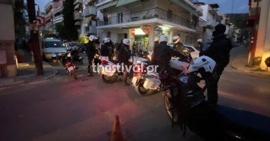 Θεσσαλονίκη: Νεαροί χτύπησαν αστυνομικούς (pics-video)