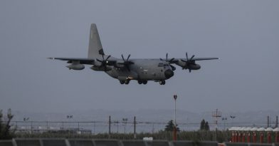 Πρώτη αεροδιακομιδή ασθενούς με C 130 από Θεσσαλονίκη για Αθήνα