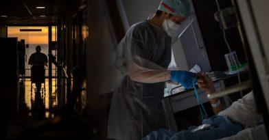 Κορονοϊός: 607 διασωληνωμένοι, 101 θάνατοι και 2.013 κρούσματα