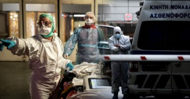 Κορονοϊός: Νεκρός 32χρονος στα Τρίκαλα