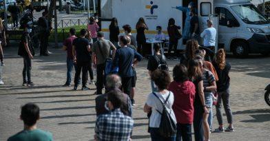 Κορονοϊός: 1.402 νέα κρούσματα (video)