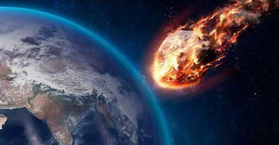 Αστεροειδής κατευθύνεται στη Γη με ταχύτητα 90.000 χλμ την ώρα!