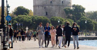 Κορονοϊός-Θεσσαλονίκη: 108 νέες μολύνσεις
