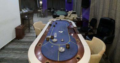 Θεσσαλονίκη: Έπαιζαν πόκερ σε κατάστημα παρά το lockdown (pics)
