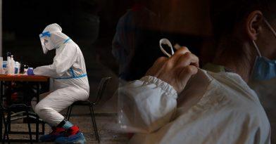 Κορονοϊός: 111 θάνατοι, 596 διασωληνωμένοι