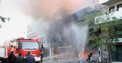Τραγωδία στη Θεσσαλονίκη