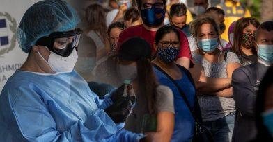 Κορονοϊός: Πάνω από 1,5 εκατ. οι νεκροί