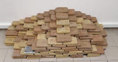 Πειραιάς: 100 κιλά κοκαΐνης κρυμμένα σε κοντέινερ με μπανάνες