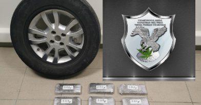 Θεσσαλονίκη: Συνελήφθη 55χρονος με περισσότερα από 6 κιλά ηρωίνης