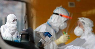 Κορονοϊός: 27 θάνατοι, 300 διασωληνωμένοι και 516 νέα κρούσματα
