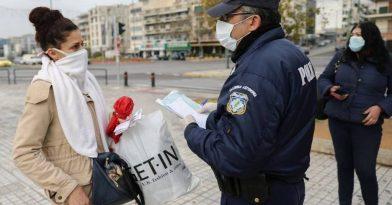 Κορονοϊός: Αύξηση του προστίμου στα 500 ευρώ!