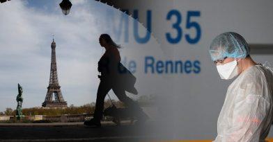 Κορονοϊός: Αυστηρή καραντίνα εξετάζει η Γαλλία