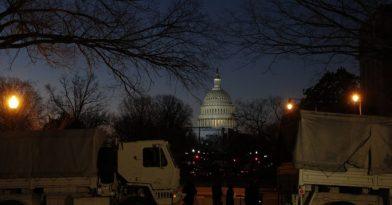 Ορκωμοσία Μπάιντεν: «Δρακόντεια» τα μέτρα ασφαλείας