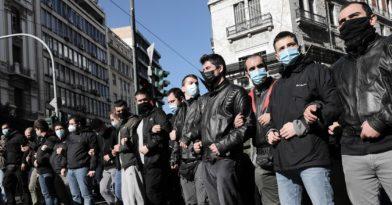 Θεσσαλονίκη: Σε εξέλιξη το φοιτητικό συλλαλητήριο