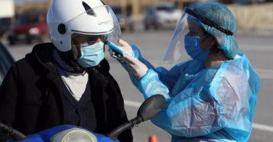 Κορονοϊός: Εφιαλτική πρόβλεψη για 3.000 κρούσματα
