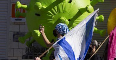 Κορονοϊός-Ισραήλ: Εμβόλια στο 97,5% αλλά ημερησίως 4.000 νέα κρούσματα