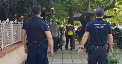 Τούμπα: Αστυνομία σε ψητοπωλείο για… φουφού! (pic)