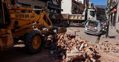 Ελασσόνα: 40 εκατοστά καθίζηση από τον σεισμό