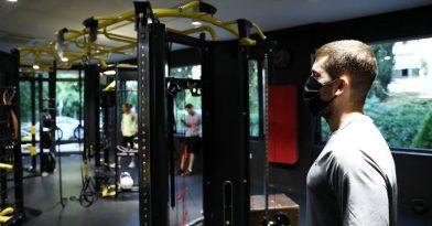 Νέα έρευνα: Ασφαλής η χρήση μάσκας στο γυμναστήριο