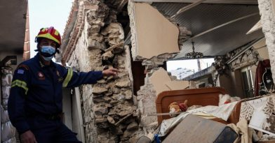 Έκπληξη και ανησυχία δηλώνουν οι σεισμολόγοι