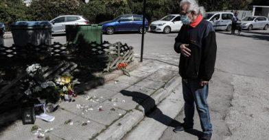 Δολοφονία Καραϊβάζ: Στις 15:00 η κηδεία στη Δράμα (vids)