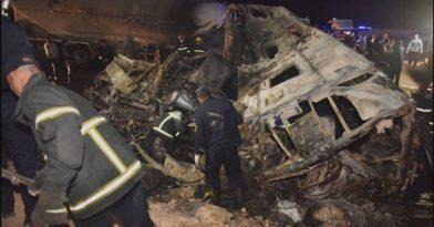Αίγυπτος: Τραγικό τροχαίο δυστύχημα με 20 νεκρούς (video)