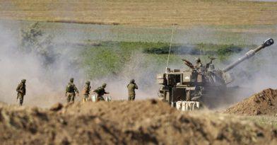 Ισραήλ: Πέμπτη νύχτα βομβαρδισμών της Λωρίδας της Γάζας (videos)