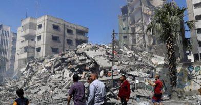 O ισραηλινός στρατός «χτύπησε» το σπίτι του πολιτικού ηγέτη της Χαμάς (video)