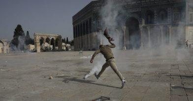 Σειρήνες ήχησαν στην Ιερουσαλήμ (video)