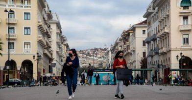 Νέα βουτιά του κορονοϊού στη Θεσσαλονίκη