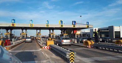 Θεσσαλονίκη: Πάνω από 31.000 οχήματα πέρασαν Μάλγαρα