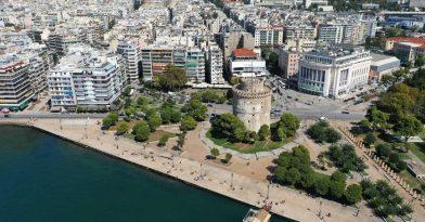 Κορονοϊός-Θεσσαλονίκη: 134 νέες μολύνσεις