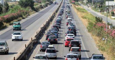 Θεσσαλονίκη: Οι κάτοικοι φεύγουν για την Χαλκιδική! (vid)