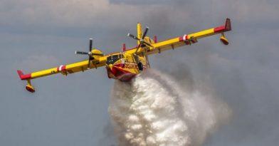 Αντιπυρική προστασία: 1,76 δισ. για προσλήψεις πυροσβεστών και αγορά Canadair