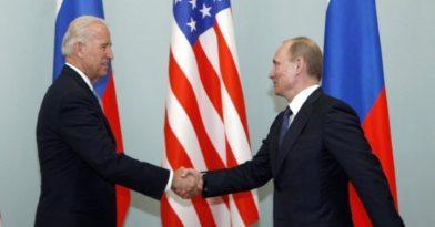 Πούτιν – Μπάιντεν: Συνάντηση μετά από έξι μήνες ανταλλαγής πυρών