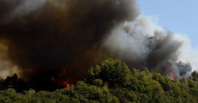 Φωτιά στην Αχαΐα: Νέα εκκένωση