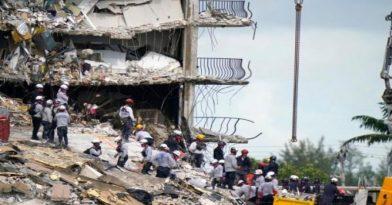Φλόριντα: 97 νεκροί από κατάρρευση πολυκατοικίας
