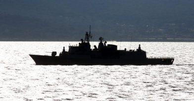 Κρήτη: Επεισόδιο με τουρκικές φρεγάτες