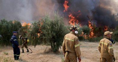 Εκτός ελέγχου η πυρκαγιά στην Ηλεία! (video)