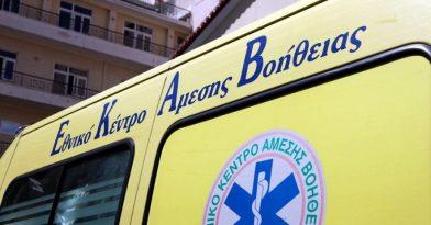 Τροχαίο ατύχημα στην Ε.Ο. Θεσσαλονίκης – Μουδανιών