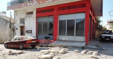 Μεγάλος σεισμός στην Κρήτη – Πέσανε εκκλησίες